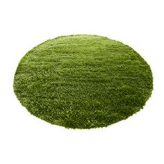the planning process: event element  / circular grass area rug