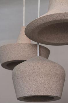 #concrete #lamps