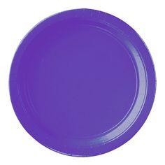 new purple partypaper plates 22.8cm£6.9950pk