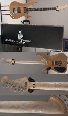 Washburn Guitar Amp, Cool Guitar, Washburn Guitars, Bass, Deus Ex Machina, Pedalboard, Hillbilly, Electric Guitars, Blade Runner