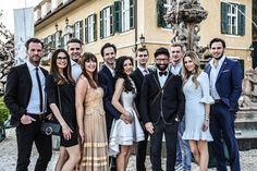 Cafe Mitte Partner Miss Austria Corporation Bridesmaid Dresses, Wedding Dresses, Austria, Events, Party, Fashion, Bridesmade Dresses, Bride Dresses, Moda