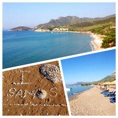 Samos/Psili Ammos&Votsalakia Beach