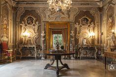 Villa Niscemi - Palazzi di Palermo - Visitare Palermo