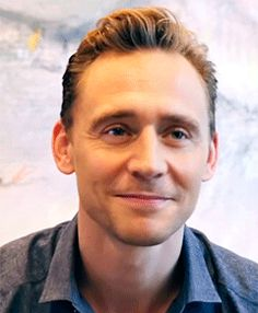 Fall In Love With Tom Hiddleston in 20 Seconds Or Less https://www.youtube.com/watch?v=GFNyHAyK0b0