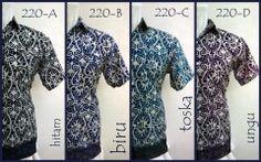 PUSPA BATIK 220A/B/C/D | www.gloryfashion.net