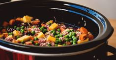 Easy Slow Cooker Dog Food