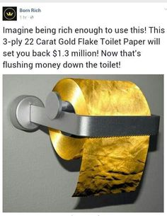 Oligarchs   Amazing Loos And Bathrooms   Pinterest   Toilet, Gold ...