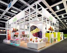 Standbouw Fruitmasters Fruitlogistica 2015 Eldee Expo Experts