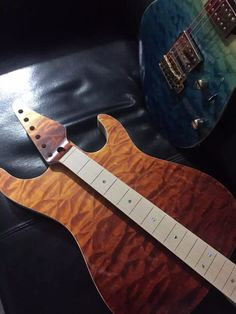 We focus on custom guitar. Let us know if you want to deaign your own guitar