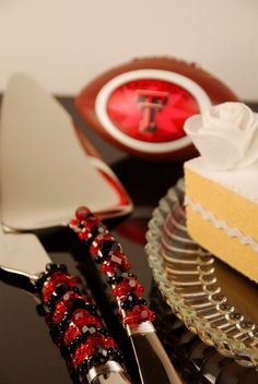 Perfect for a Red Raider Wedding!