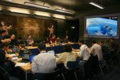 Mantis Society Study Center: CubeSat teams commence critical review of their sa...