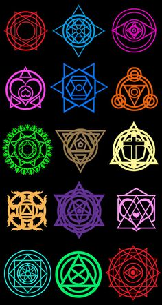 summoner_saga_magic_circles.jpg (640×1200)