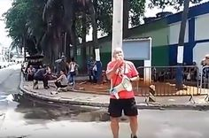 "BLOG  ""ETERNO APRENDIZ"" : VÍDEO - SUBTENENTE DO CORPO BOMBEIRO QUE FOI PRESO..."