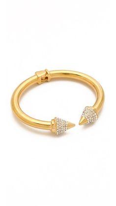 Vita Fede Titan Crystal Bracelet $475 http://www.shopbop.com/titan-crystal-bracelet-vita-fede/vp/v=1/845524441947363.htm?folderID=2534374302207750&fm=other-shopbysize-viewall&colorId=14583