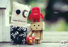 Odd dolls by Morphicx