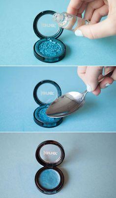 dica de como aumentar a vida util de suas maquiagens 4