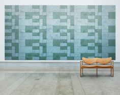 BAUX acoustic wall tiles. Now available in 6 shapes (2 sizes each!) and 20 colours