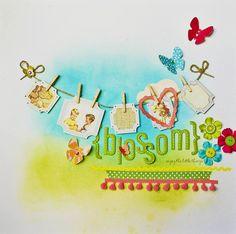 Blossom - Dos guisantes en un cubo