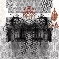 Razan Sabbagh   Contemporary Islamic Design inspiration