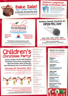 Bramley Bonanza Cancer Support, Bake Sale, Yummy Treats, Cupcake Cakes, Christmas Cards, Xmas Greeting Cards, Xmas Cards, Cup Cakes, Christmas Greetings