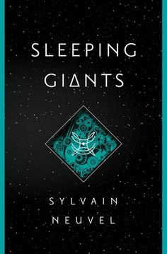 "Sleeping Giants by Sylvain Neuvel.  Release Date:  4/26/2016 Genre:  Fiction, Science Fiction.  Rating:  4 ""We Are Not Alone Stars""  For book synopsis and/or review, please visit my website http://blendysreadit.wix.com/thebooknerdist"