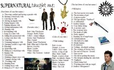 Supernatural taught me marring Gabriel while holding a feather will lead to the apocalypse... Why D: