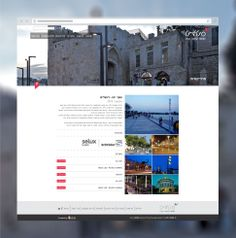 Citylight website Created By Kamedia