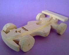 Madera, carreras de coche para niños los juguetes de madera (Cod. GIO009)