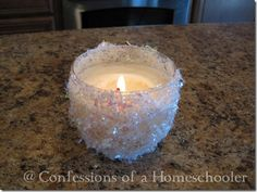 Jesus is the Light of the World Candle Craft by Confessions Of A Homeschooler Paper Plate Angels by Ramblings O. Glass Votive Candle Holders, Candle Craft, Votive Candles, Winter Activities For Kids, Winter Crafts For Kids, Kids Crafts, Winter Fun, Kids Fun, Winter Holidays