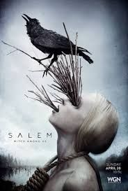 Salem - Season 1 Salem is based on the infamous Salem witch trials in the 17th century in colonial Massachusetts. John Alden returns from war to discover that the woman he left behind is now married to the wealthy village elder George Sibley. Mary has become the most powerful witch in Salem and is using panic and paranoia to her advantage in the premiere of this supernatural drama.