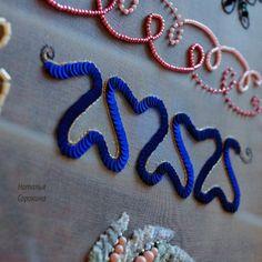 Фрагмент разработки моего авторского курса по вышивке люневильским крючком и иглой. #lunevilleembroidery #вышивка #sequins #ручнаявышивка #handmade #ручнаяработа #patterns #деталивышивки #details #embroidery #detailsembroidery #люневильскийкрючок #люневильскаявышивка #sample #style #fashion #heart #handmade #coutureembroidery #бисер #beads #beadsembroidery