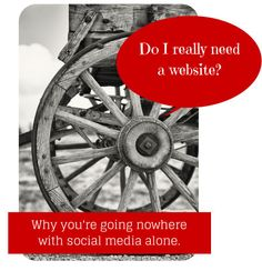 Five Reasons Social Media Won't Replace Your Website