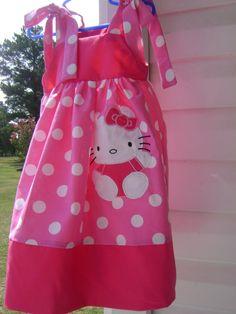 Hello Kitty Birthday Dress