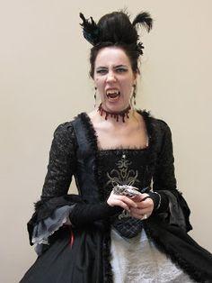 Sew Impossible Vampire Costume