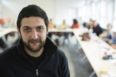 Aladin El-Mafaalani, Wilfried Gerharz / Wilfried Gerharz - Bereitgestellt von Süddeutsche.de