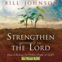 """one of the most powerful books I've ever read.  """"Strengthen yourself in the Lord"""" by Bill Johnson.  I love anything Bill Johnson. :o)"""
