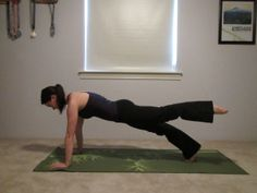 Pilates Plank exercise series! Website with running tips, pilates workouts, and gluten free recipes www.runningyourbody.wordpress.com