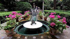 Jardines ocultos de Madrid