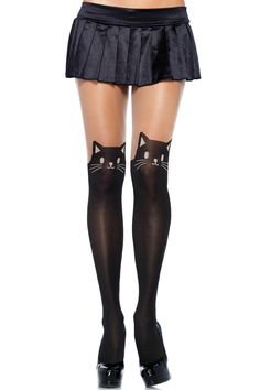 Cute cat stockings! Only $10! #worthit