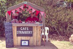 Mmmmmmmmmmm Play Market, Juice Cup, Strawberries And Cream, Craft Beer, Food To Make, Goodies, Jar, Entertaining