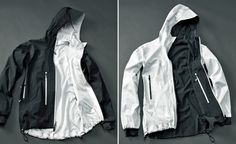 These Jackets Keep You Comfy With Help From Physics