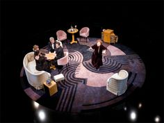 blithe spirit set - Google Search