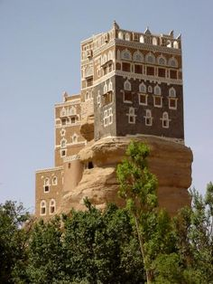 Dar al-Hajar, the Rock Palace, Yemen