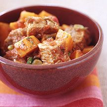 This is one of my favorite things to make. I love the pork and sweet potato combination. And it is so easy!
