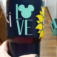Vinyl Tumblers, Plastic Tumblers, Walt Disney World Vacations, Mickey Mouse, Unique Jewelry, Macbook, Handmade Gifts, Sticker, Etsy