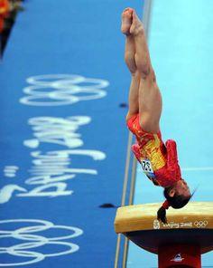 Gymnast Vault