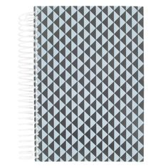 spiral 8 subject notebook from Paperchase
