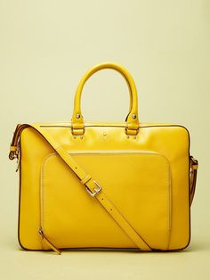 Kate Spade Janine Grand Street Laptop Bag $249