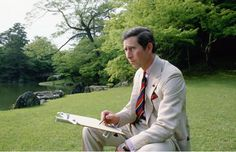 75 Photos of Prince Charles You've Probably Never Seen Before