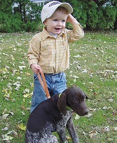 Tips for Training a First Year Hunting Puppy